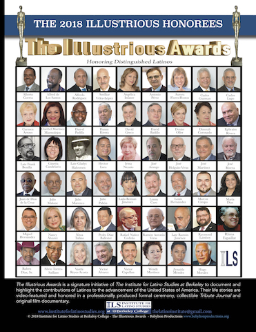 Illustrious Awards Honorees 2018